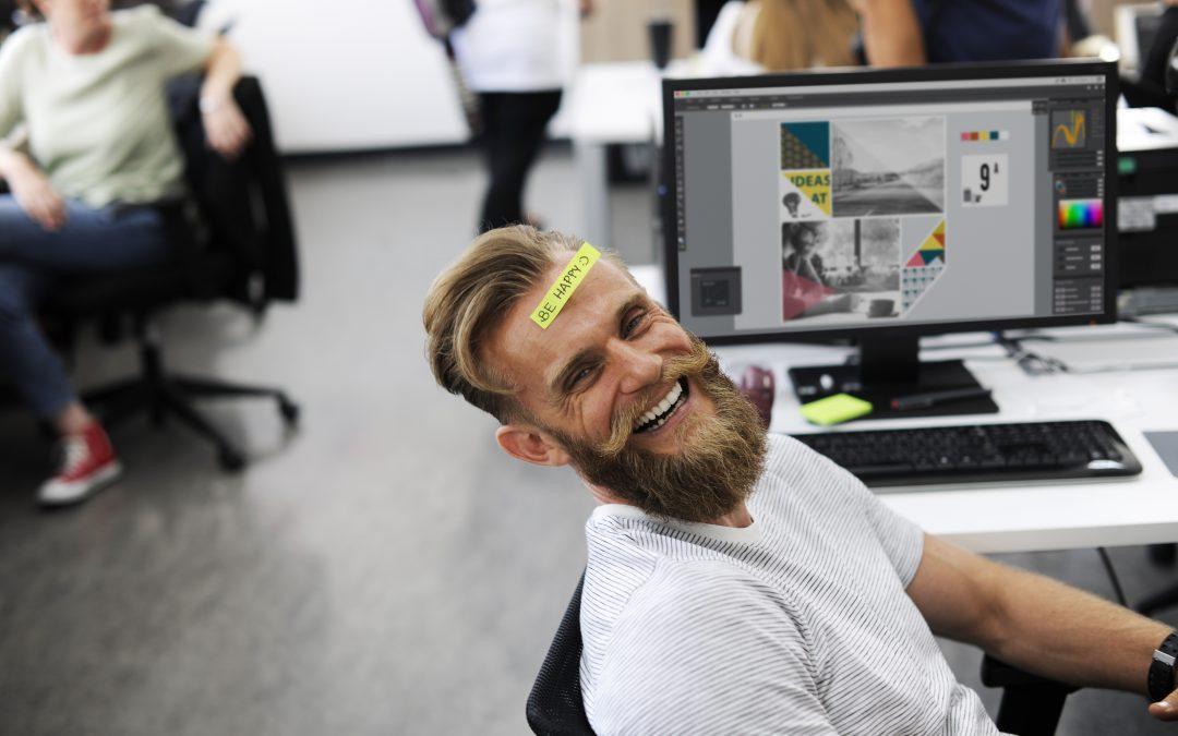 La felicità al lavoro: una fattore predittivo del successo
